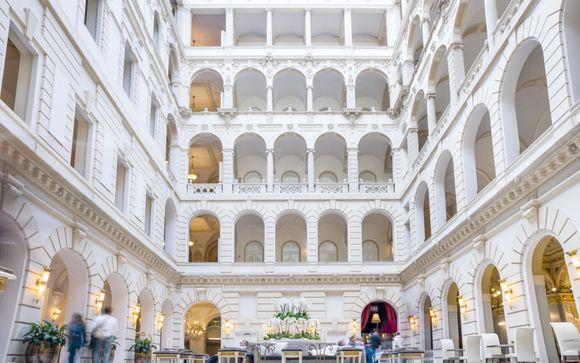 Poussez les portes de votre hôtel Luxe