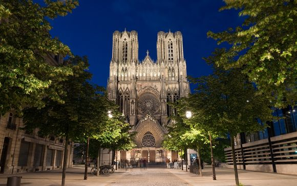 Alla scoperta di Reims