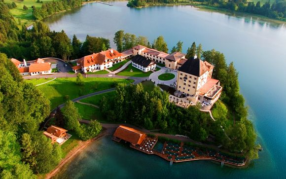 Schloss Fuschl Resort & Spa 5*