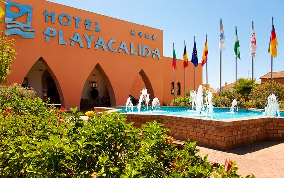 Playacálida Spa Hotel 4*