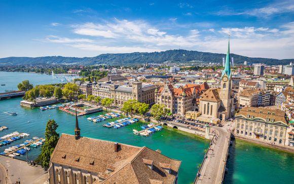 Willkommen in... Zürich!