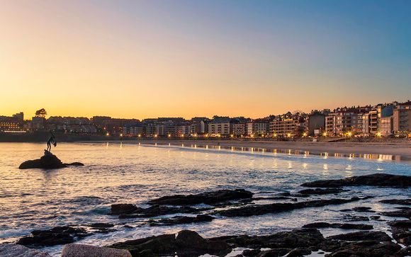 Sanxenxo, en Galicia, te espera
