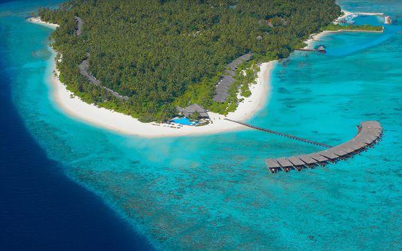 Faafu Atoll, en Maldivas, te espera