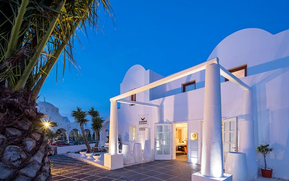 Aressana Spa Hotel and Suites 4*