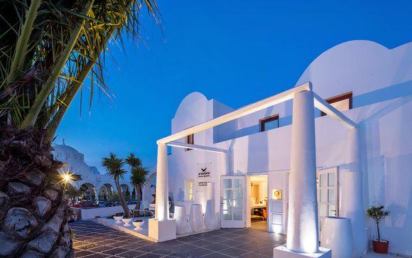 Aressana Spa Hotel & Suites 4*