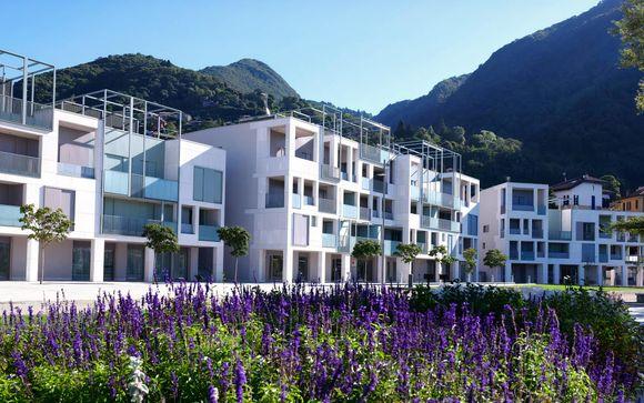 Hotel de Charme Laveno 4*