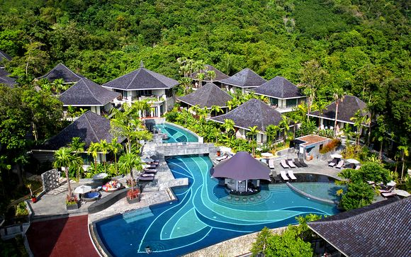 Mandarava Resort & Spa 4*