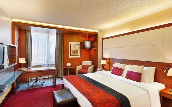 Hoteles previstos