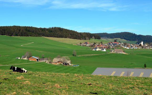 Willkommen in... Breitnau!