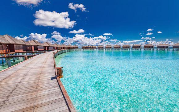 Olhuveli Beach & Spa Maldives 4*