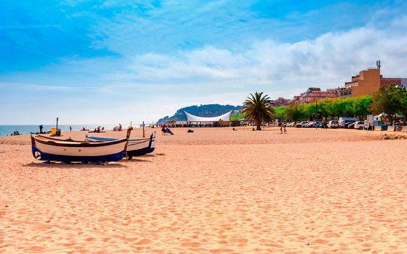 Calella, en Costa del Maresme, te espera