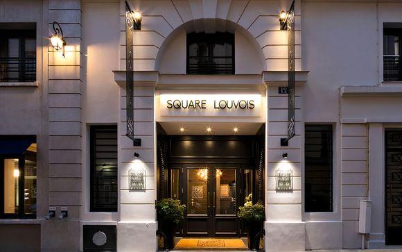 Hotel Square Louvois 4*