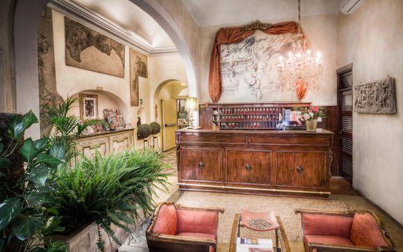 Hotel Palazzo Dal Borgo 4*