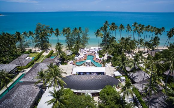 Nikki Beach Resort & Spa Koh Samui 5*