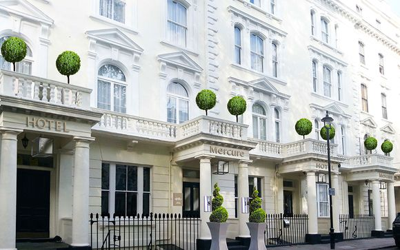 Mercure London Hyde Park Hotel 4*