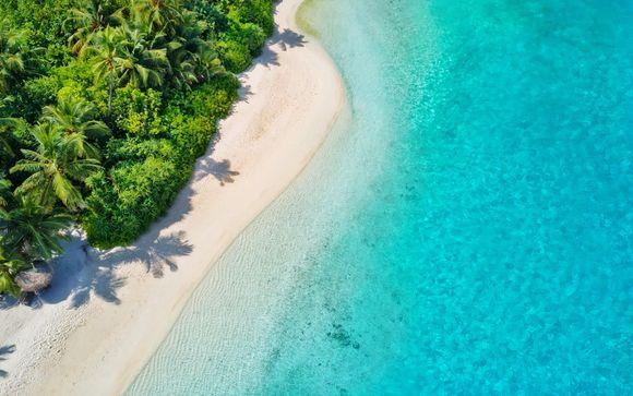 Atoll de Dhaaluu, en Maldivas, te espera