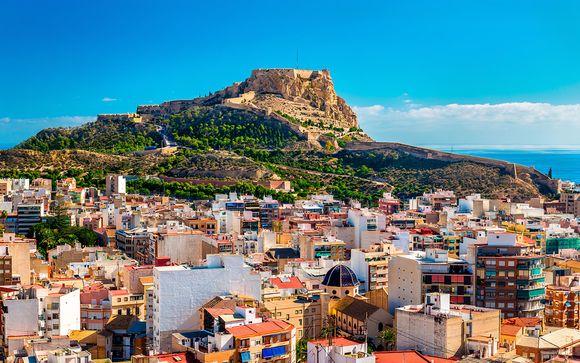 Alicante, en Costa Blanca, te espera