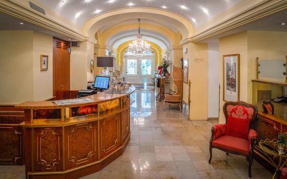 Schlosshotel Römischer Kaiser 4*
