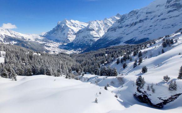 Rendez-vous... à Grindelwald