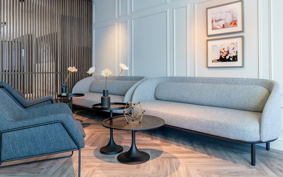 Pillows City Hotel Brussels Centre 4*