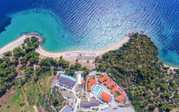 Lagomandra Beach Hotels & Spa 4*