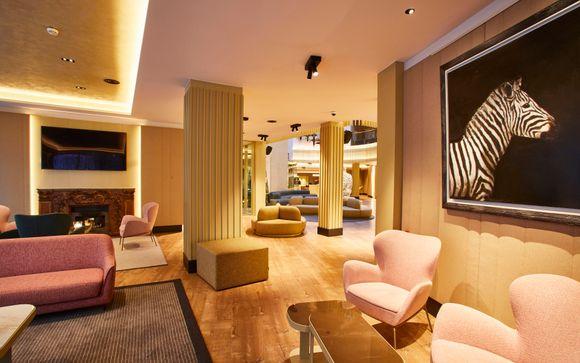 Hotel Plaza Andorra 5*