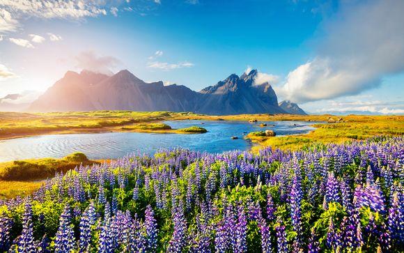 I panorami mozzafiato dell'Islanda in 4*