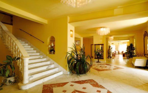 Grand Hotel Mediterranee 4*