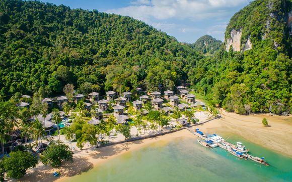 TreeHouse Villas Koh Yao Noi Luxury Beach Resort 5*