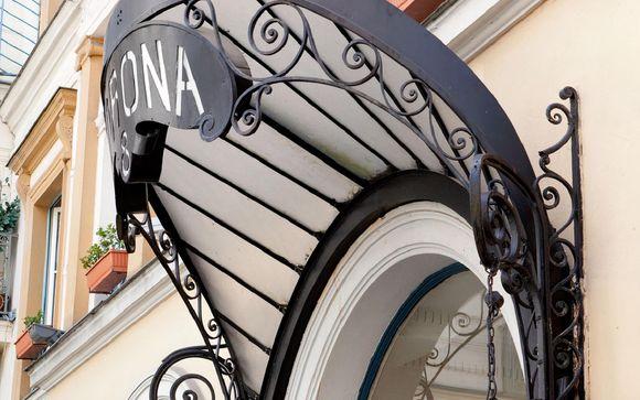 Hotel Corona Opéra