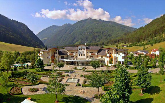 L'Alpenpalace Luxury Hideaway & Spa Retreat 5*