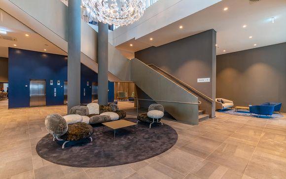 L'Hotel Roomz Vienna Prater 4*