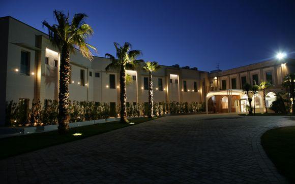 Arthotel & Park Lecce 4*