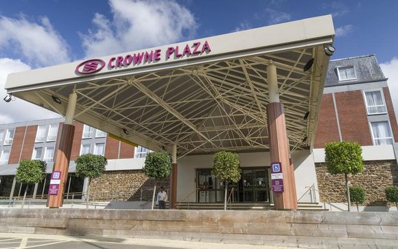Crowne Plaza Stratford Upon Avon 4*