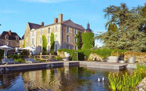Un soggiorno da favola presso Château de l'Epinay 4*