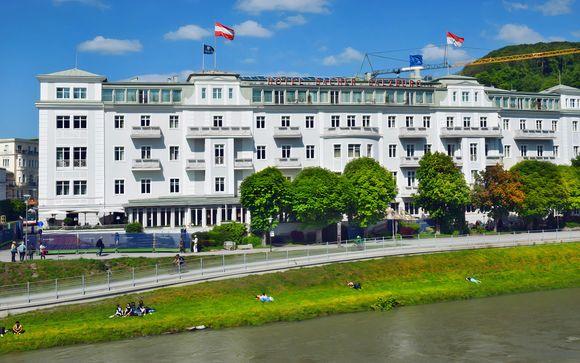 Hotel Sacher Salzburg 5*