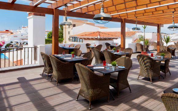 Hotel Tivoli Lagos 4*