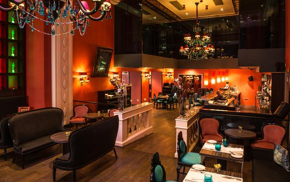 Buddha-Bar Hotel Prague 5*