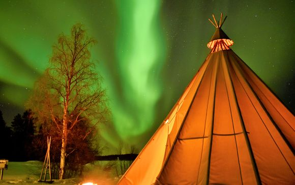 Hotel Apukka Arctic Resort