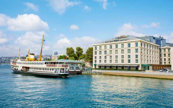 Shangri-La Bosphorus, Istanbul 5*