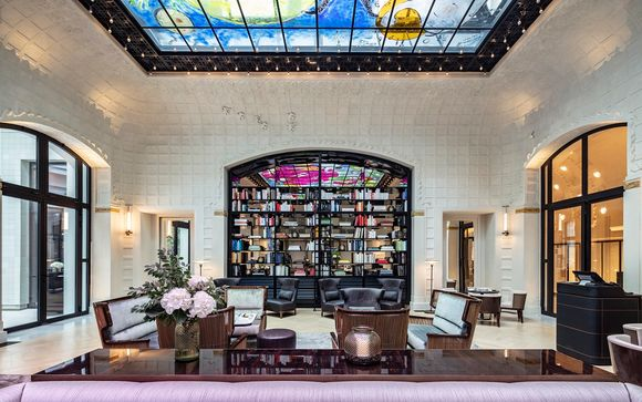 Hotel Lutetia Paris Palace 5*