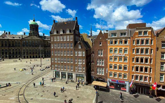Swissotel Amsterdam 4*