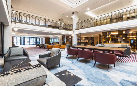 Prague Marriott Hotel 5*