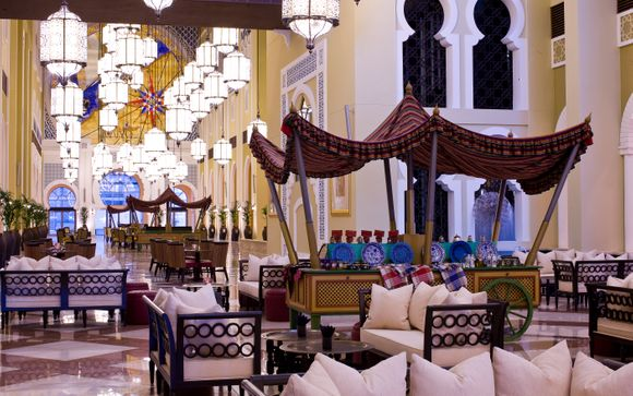 Oaks Ibn Battuta Gate Dubai 5*