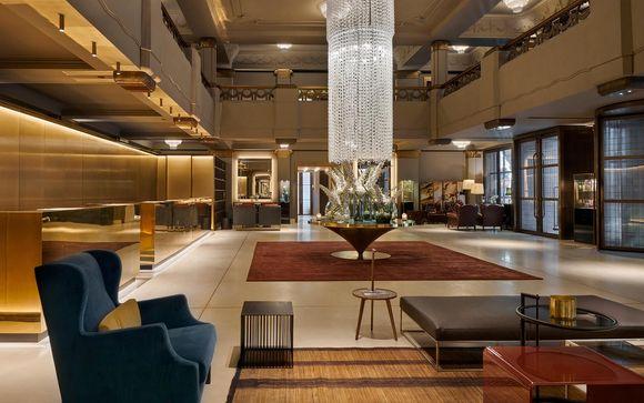 Hotel Café Royal 5*