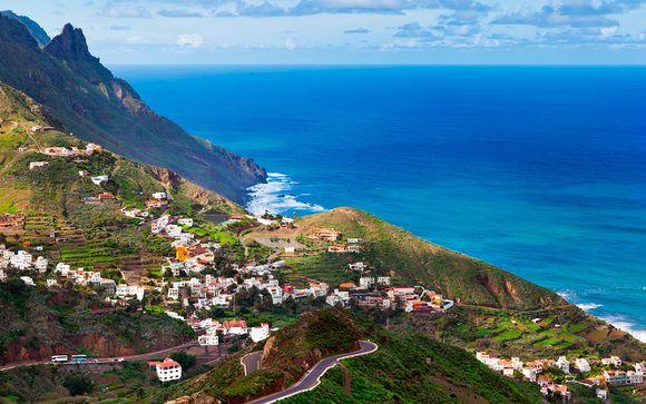 Santiago del Teide, en Tenerife, te espera