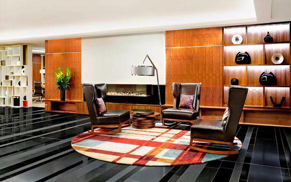 Sheraton Grand Hotel & Spa Edinburgh 5*