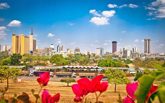Welcome to Nairobi