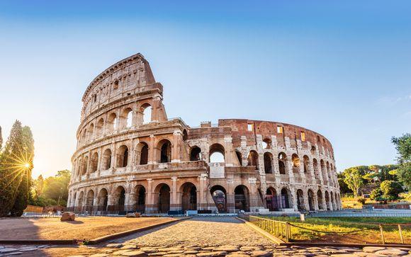 Camere moderne a pochi minuti dal Colosseo