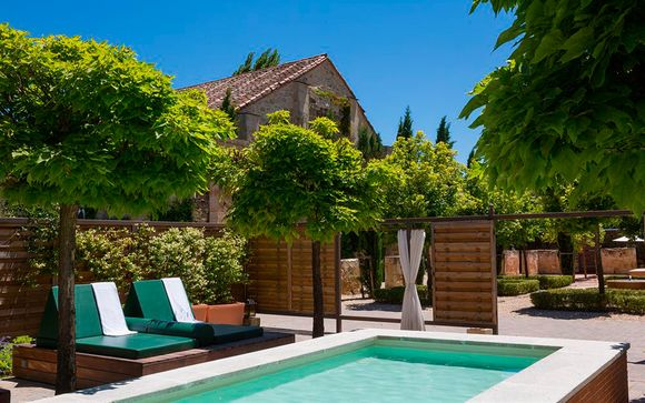 Hacienda Zorita Wine & Spa 5*, en Salamanca